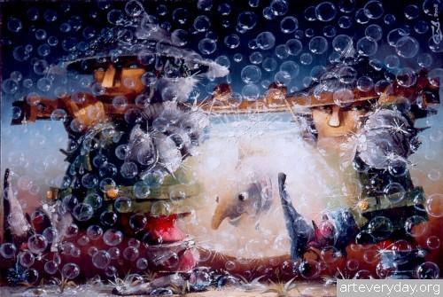 4 | Gia Chikvaidze-Гия Чикваидзе. Герои неизвестных сказок | ARTeveryday.org