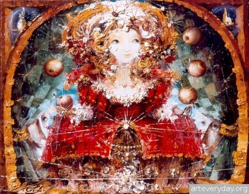 5 | Gia Chikvaidze-Гия Чикваидзе. Герои неизвестных сказок | ARTeveryday.org