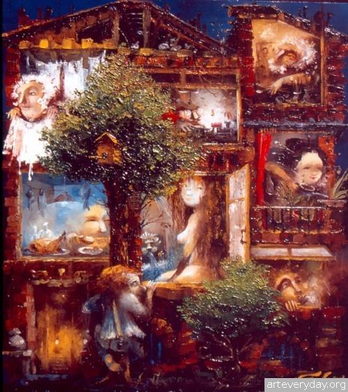 6 | Gia Chikvaidze-Гия Чикваидзе. Герои неизвестных сказок | ARTeveryday.org
