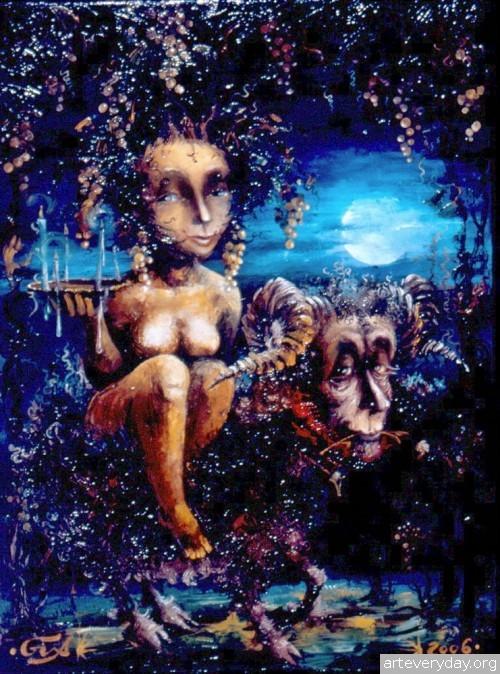 8 | Gia Chikvaidze-Гия Чикваидзе. Герои неизвестных сказок | ARTeveryday.org