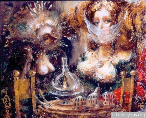 9 | Gia Chikvaidze-Гия Чикваидзе. Герои неизвестных сказок | ARTeveryday.org