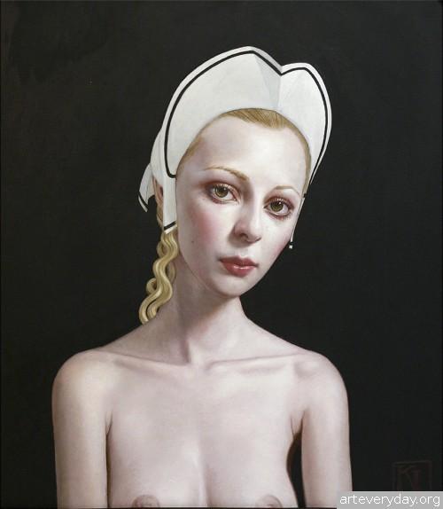 2 | Крис Льюис - Kris Lewis. Диалог с натурой | ARTeveryday.org