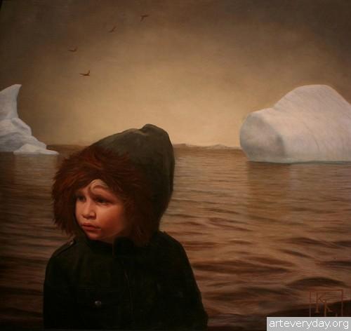4 | Крис Льюис - Kris Lewis. Диалог с натурой | ARTeveryday.org