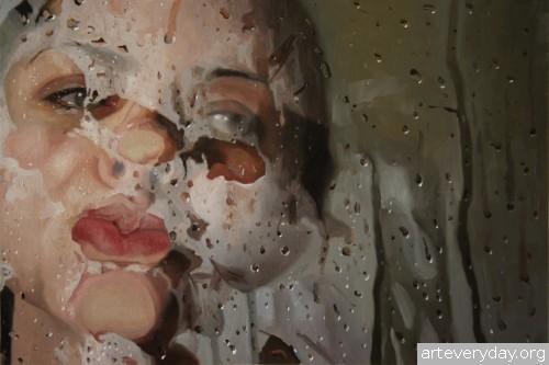 25 | Алиса Монкс - Alyssa Monks. Абстракция и реализм | ARTeveryday.org