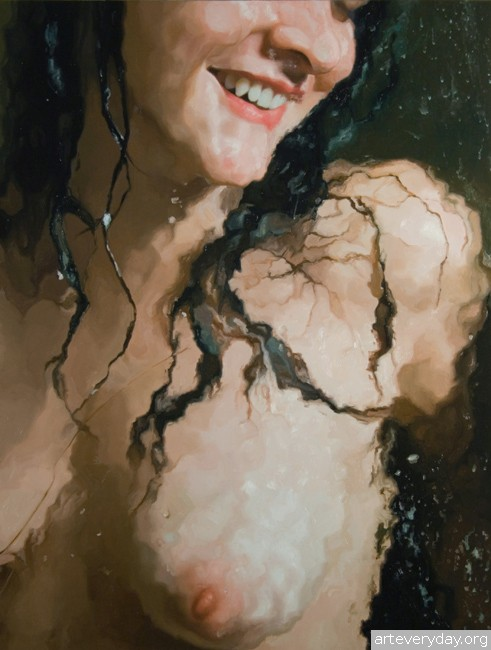 26 | Алиса Монкс - Alyssa Monks. Абстракция и реализм | ARTeveryday.org