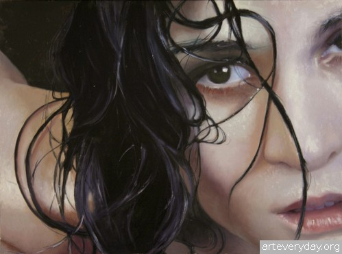11 | Алиса Монкс - Alyssa Monks. Абстракция и реализм | ARTeveryday.org