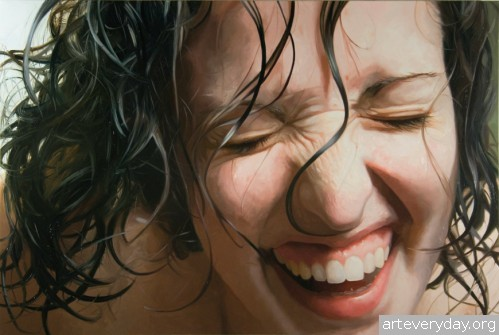 28 | Алиса Монкс - Alyssa Monks. Абстракция и реализм | ARTeveryday.org