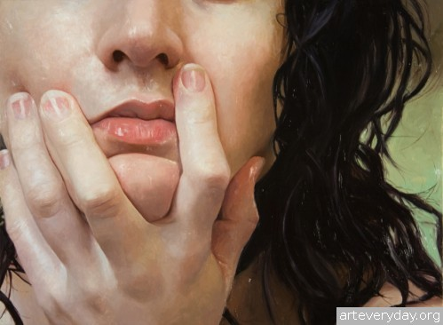 16 | Алиса Монкс - Alyssa Monks. Абстракция и реализм | ARTeveryday.org