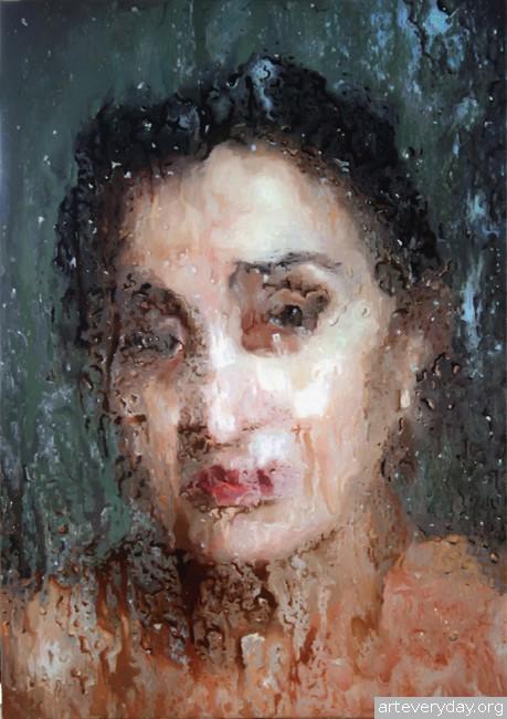 17 | Алиса Монкс - Alyssa Monks. Абстракция и реализм | ARTeveryday.org