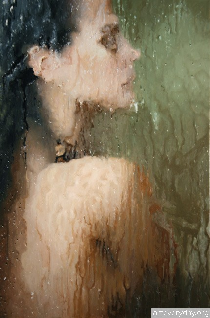 20 | Алиса Монкс - Alyssa Monks. Абстракция и реализм | ARTeveryday.org