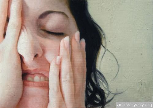 22 | Алиса Монкс - Alyssa Monks. Абстракция и реализм | ARTeveryday.org