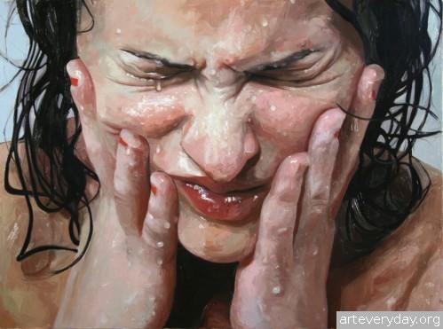 23 | Алиса Монкс - Alyssa Monks. Абстракция и реализм | ARTeveryday.org