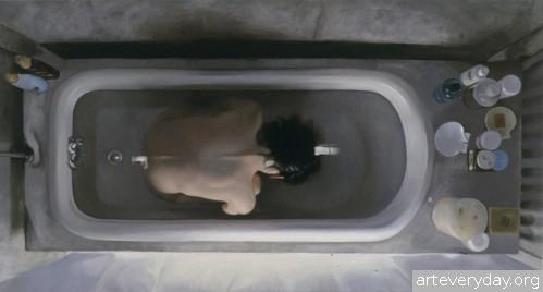 9 | Алиса Монкс - Alyssa Monks. Абстракция и реализм | ARTeveryday.org