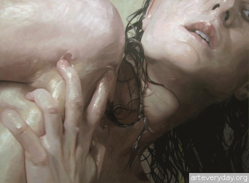 13 | Алиса Монкс - Alyssa Monks. Абстракция и реализм | ARTeveryday.org