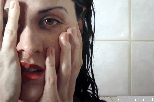 32 | Алиса Монкс - Alyssa Monks. Абстракция и реализм | ARTeveryday.org