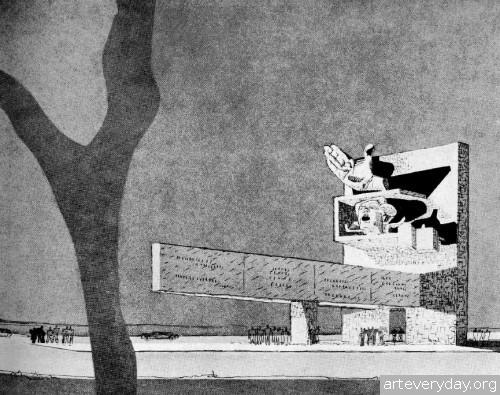 3 | Ле Корбюзье - Le Corbusier. Часть3 | ARTeveryday.org