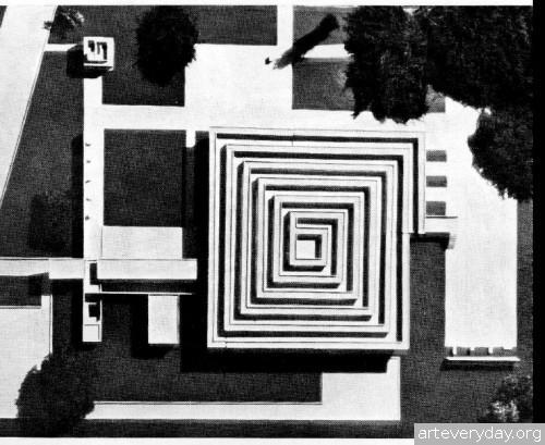 6 | Ле Корбюзье - Le Corbusier. Часть3 | ARTeveryday.org