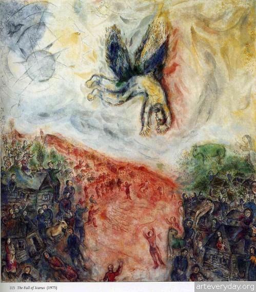 6 | Шагал Марк - Chagall Marc. Авангард | ARTeveryday.org