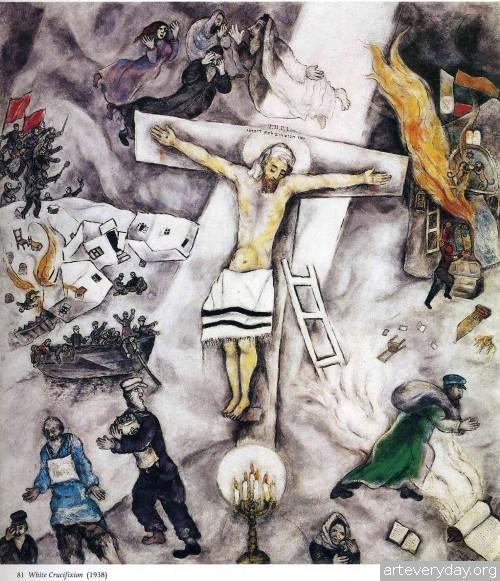 7 | Шагал Марк - Chagall Marc. Авангард | ARTeveryday.org