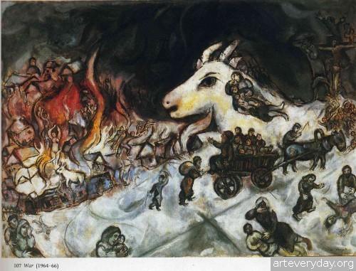 8 | Шагал Марк - Chagall Marc. Авангард | ARTeveryday.org