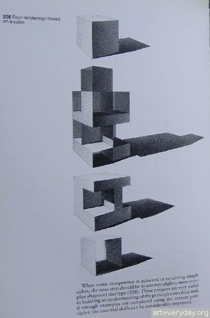 8 | Basic Rendering - Рисунок для художников | ARTeveryday.org