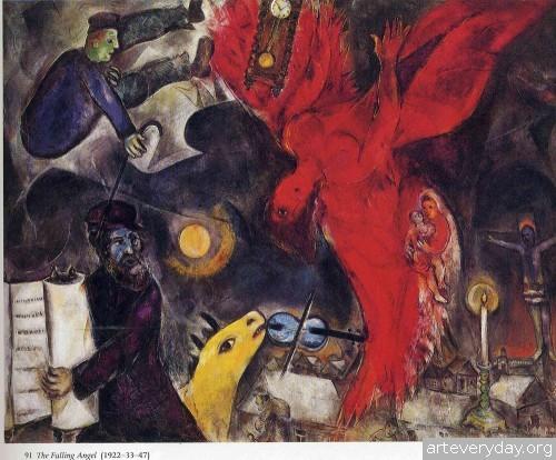11 | Шагал Марк - Chagall Marc. Авангард | ARTeveryday.org