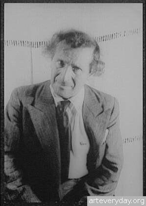 2 | Шагал Марк - Chagall Marc. Авангард | ARTeveryday.org