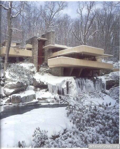 5 | Фрэнк Ллойд Райт - Frank Lloyd Wright. Органическая архитектура | ARTeveryday.org