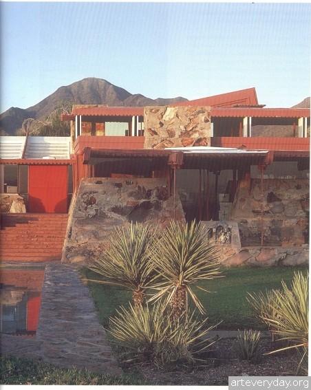 4 | Фрэнк Ллойд Райт - Frank Lloyd Wright. Органическая архитектура | ARTeveryday.org