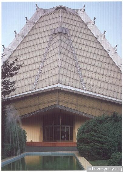 7 | Фрэнк Ллойд Райт - Frank Lloyd Wright. Органическая архитектура | ARTeveryday.org