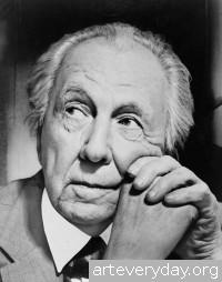 2 | Фрэнк Ллойд Райт - Frank Lloyd Wright. Органическая архитектура | ARTeveryday.org