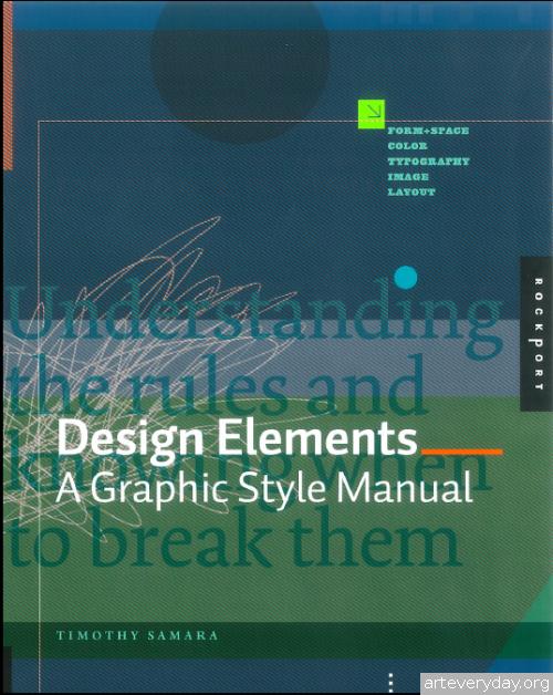 1 | Design Elements - Курс по графическому дизайну | ARTeveryday.org