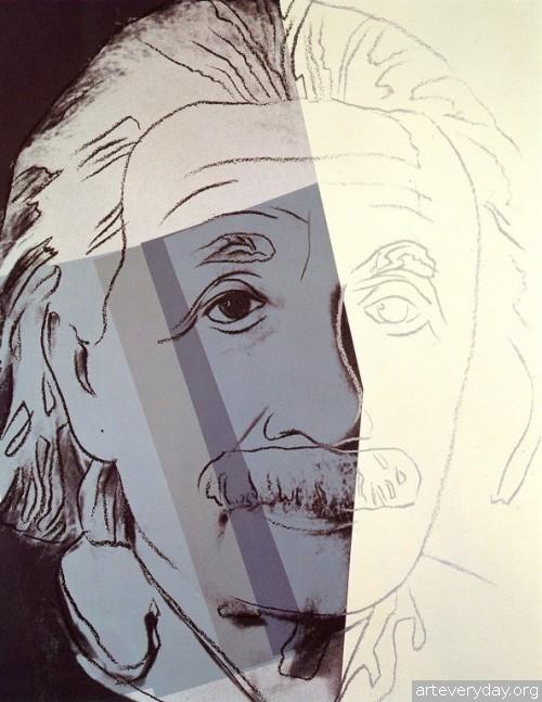 10 | Энди Уорхол - Andy Warhol. Король поп-арта | ARTeveryday.org