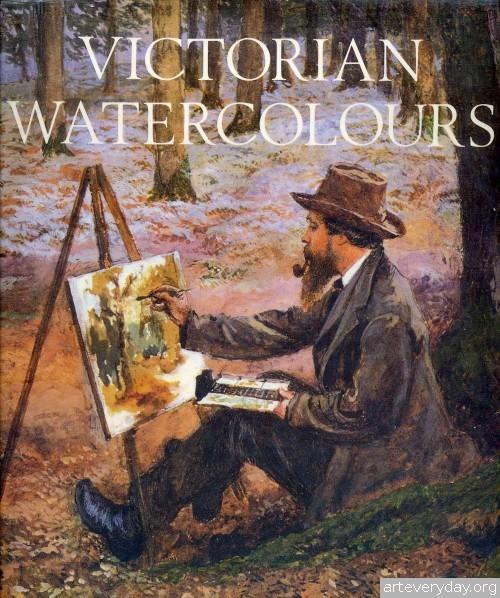 1 | Акварель Викторианской Эпохи | ARTeveryday.org