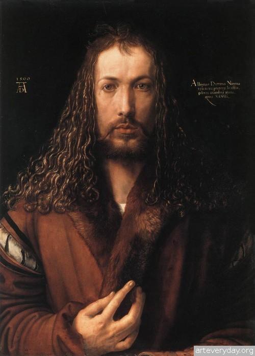 10 | Альбрехт Дюрер. Основоположник искусства немецкого Возрождения | ARTeveryday.org