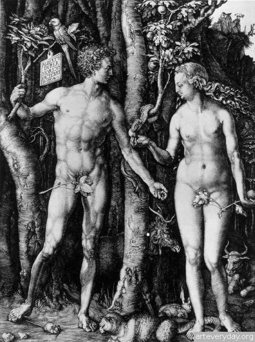 18 | Альбрехт Дюрер. Основоположник искусства немецкого Возрождения | ARTeveryday.org