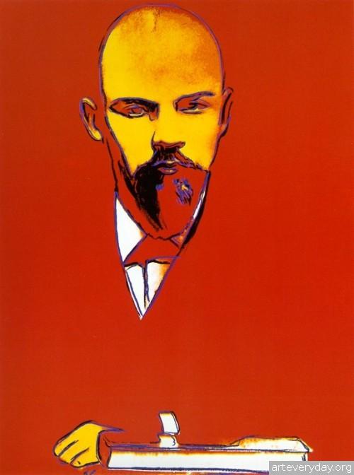 13 | Энди Уорхол - Andy Warhol. Король поп-арта | ARTeveryday.org