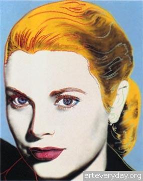 14 | Энди Уорхол - Andy Warhol. Король поп-арта | ARTeveryday.org