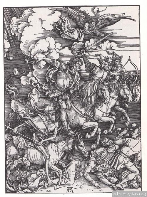 14 | Альбрехт Дюрер. Основоположник искусства немецкого Возрождения | ARTeveryday.org