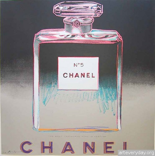 15 | Энди Уорхол - Andy Warhol. Король поп-арта | ARTeveryday.org