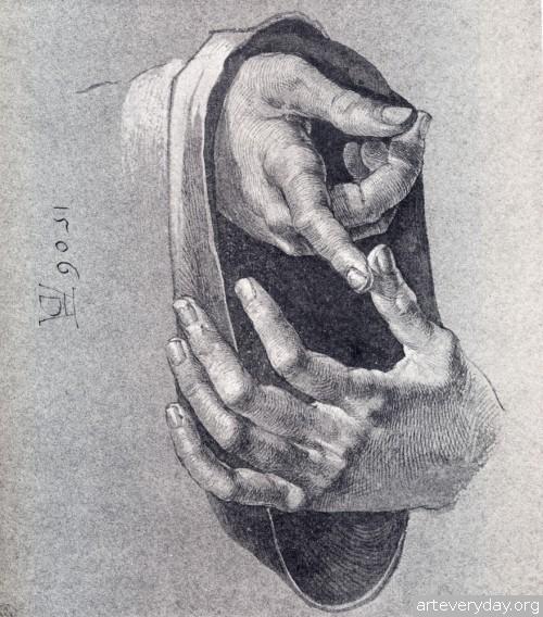 7 | Альбрехт Дюрер. Основоположник искусства немецкого Возрождения | ARTeveryday.org