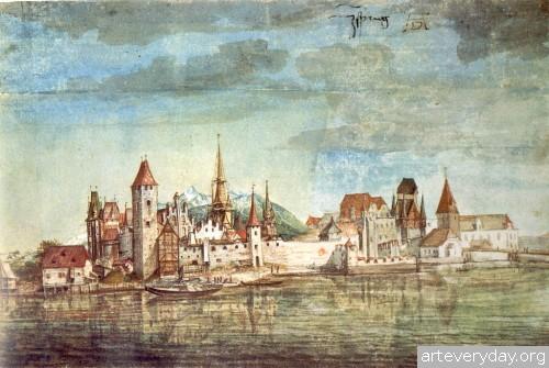 19 | Альбрехт Дюрер. Основоположник искусства немецкого Возрождения | ARTeveryday.org