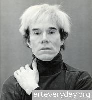 2 | Энди Уорхол - Andy Warhol. Король поп-арта | ARTeveryday.org