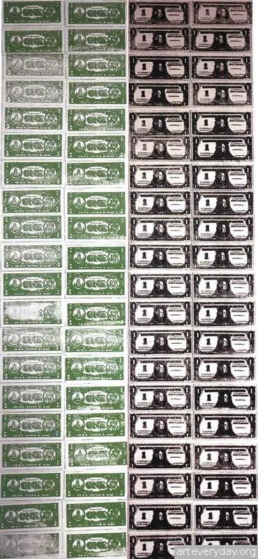 20 | Энди Уорхол - Andy Warhol. Король поп-арта | ARTeveryday.org