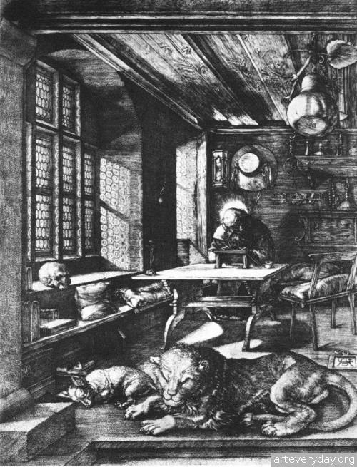 17 | Альбрехт Дюрер. Основоположник искусства немецкого Возрождения | ARTeveryday.org