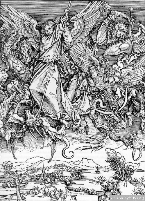 15 | Альбрехт Дюрер. Основоположник искусства немецкого Возрождения | ARTeveryday.org