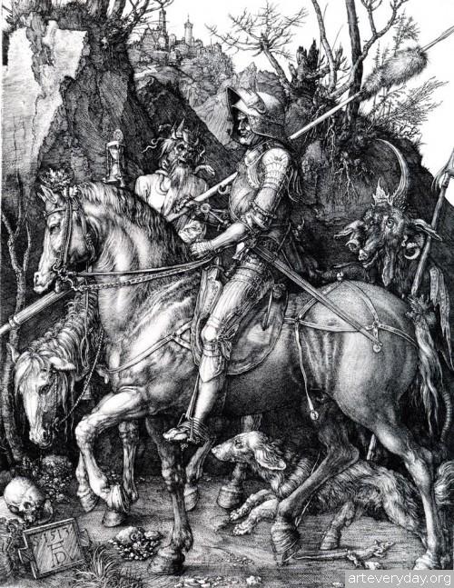16 | Альбрехт Дюрер. Основоположник искусства немецкого Возрождения | ARTeveryday.org