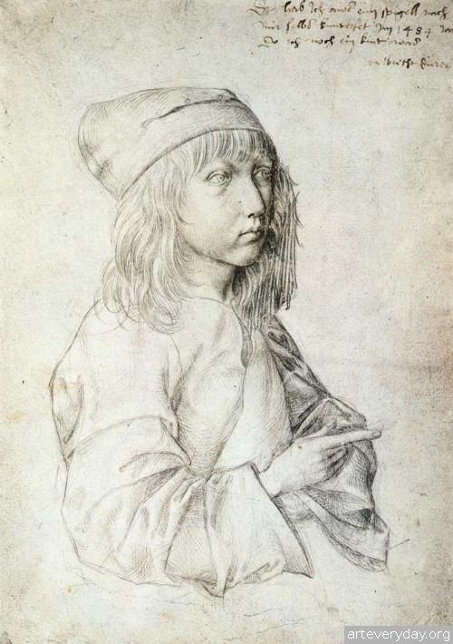 11 | Альбрехт Дюрер. Основоположник искусства немецкого Возрождения | ARTeveryday.org