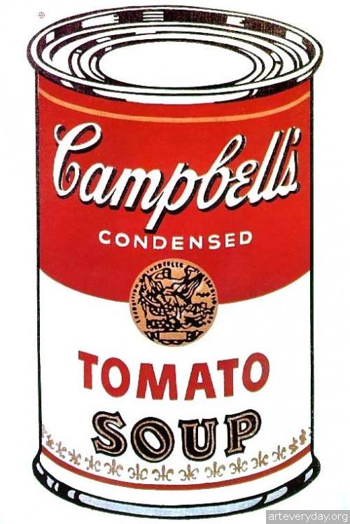 3 | Энди Уорхол - Andy Warhol. Король поп-арта | ARTeveryday.org