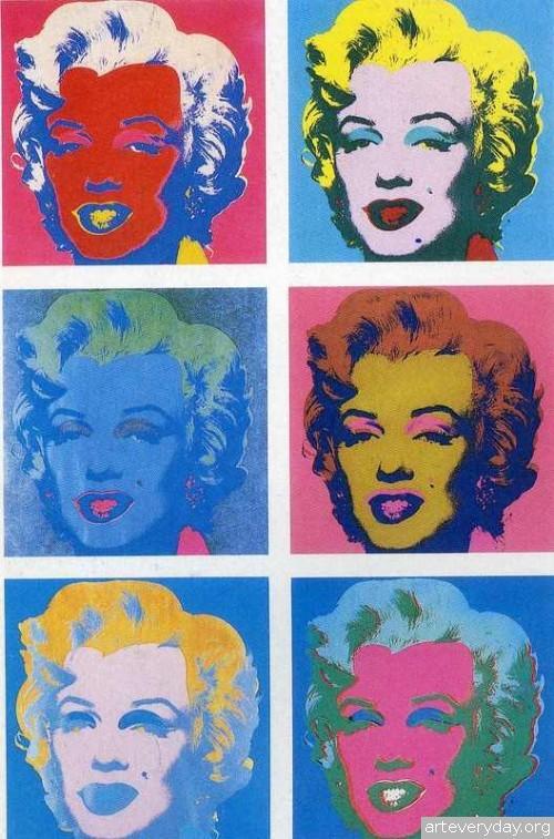4 | Энди Уорхол - Andy Warhol. Король поп-арта | ARTeveryday.org